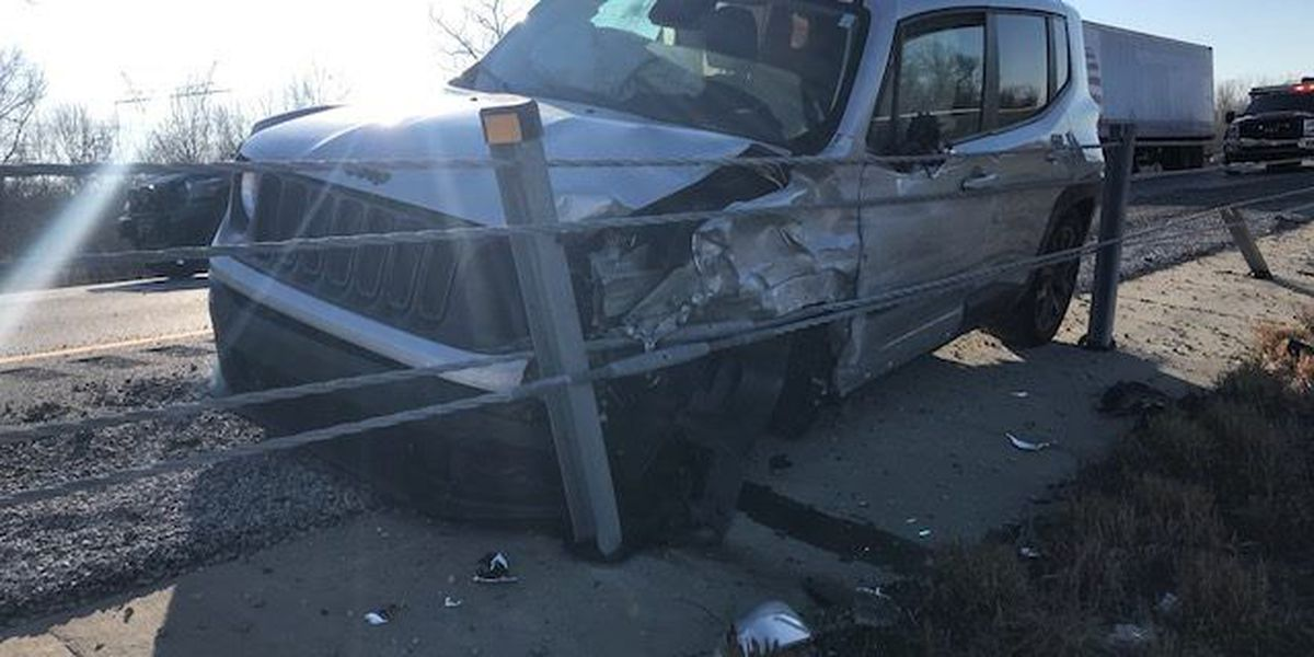 Crash causes another collision, closes roadway in McCracken Co., KY