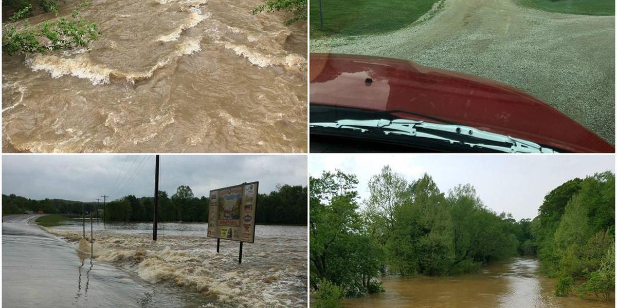 FIRST ALERT: dangerous flooding hits the Heartland