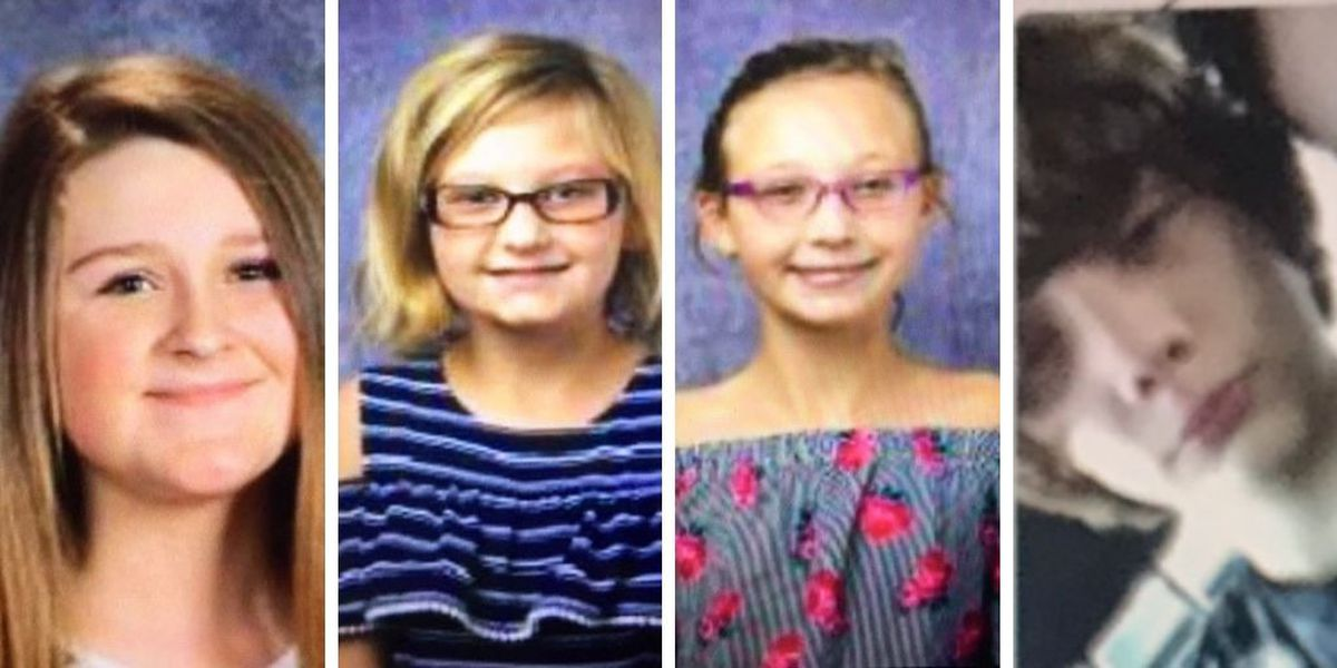 5 kids reported missing in McCracken Co.; believed to be together