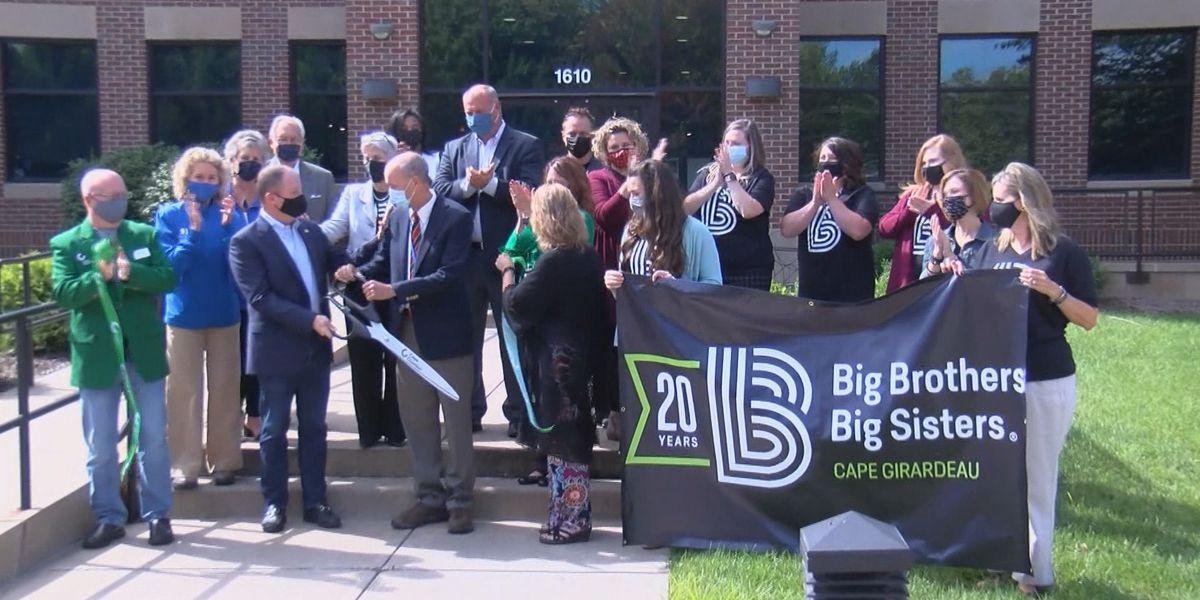 Big Brothers Big Sisters celebrates 20 years in Cape Girardeau