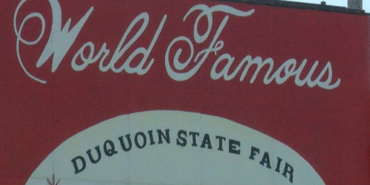 Impact of the Du Quoin State Fair cancellation