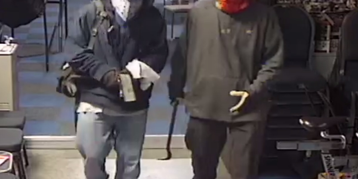 2 suspects wanted after business burglary in Anna, IL
