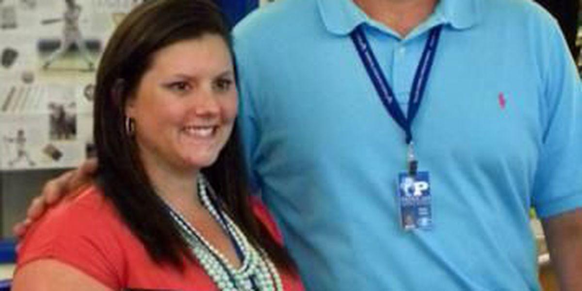 Paducah Middle School teacher selected as Outstanding Teacher