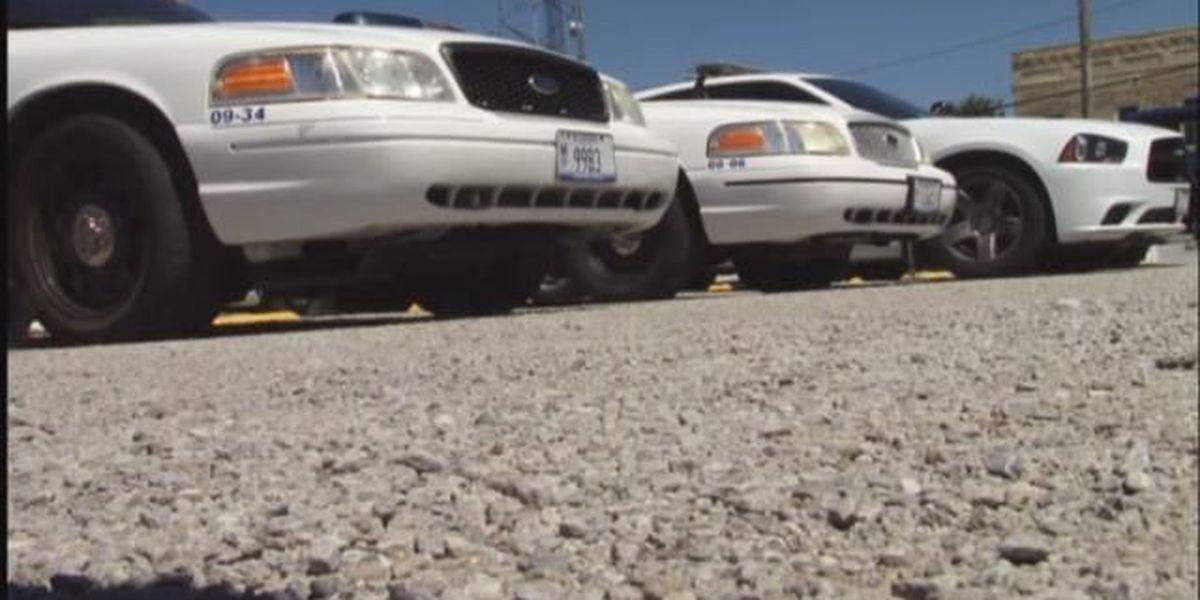 Murphysboro Police Recover Stolen Vehicles