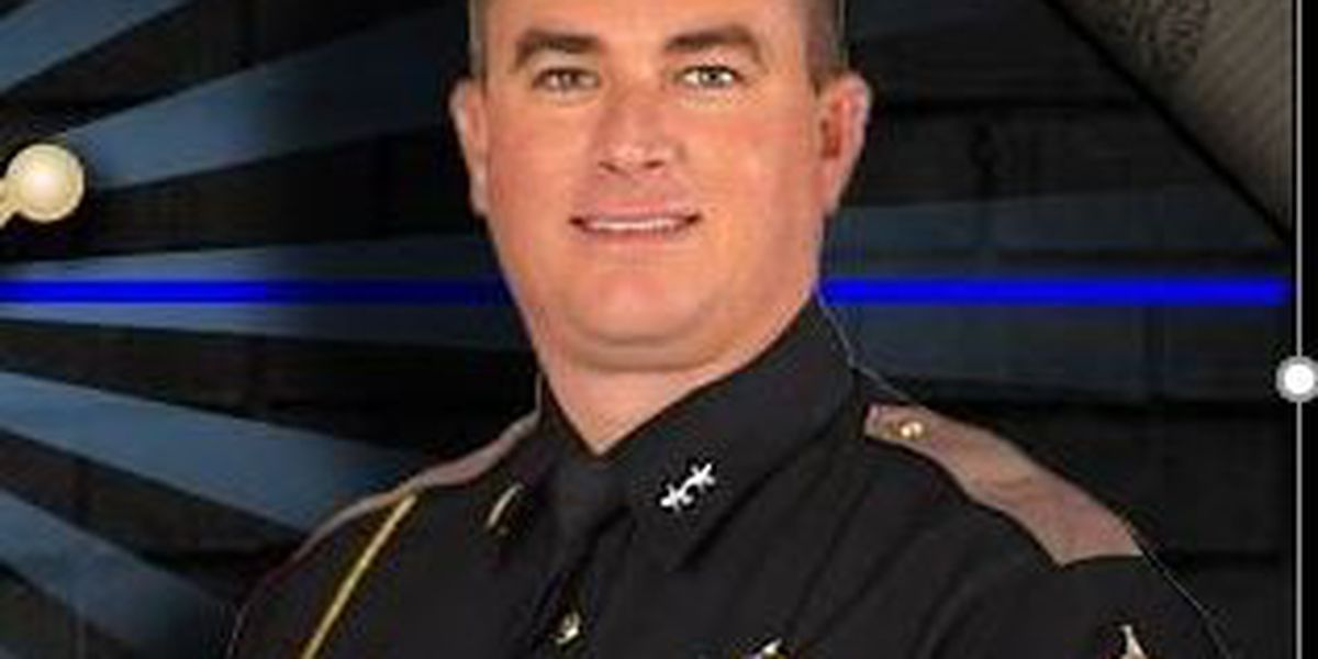 New McCracken Co. sheriff sworn in