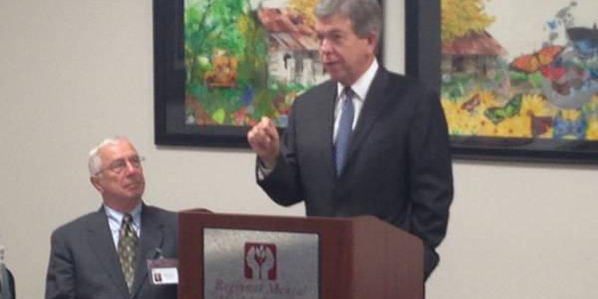 Mo. Sen. Roy Blunt discusses behavioral health care