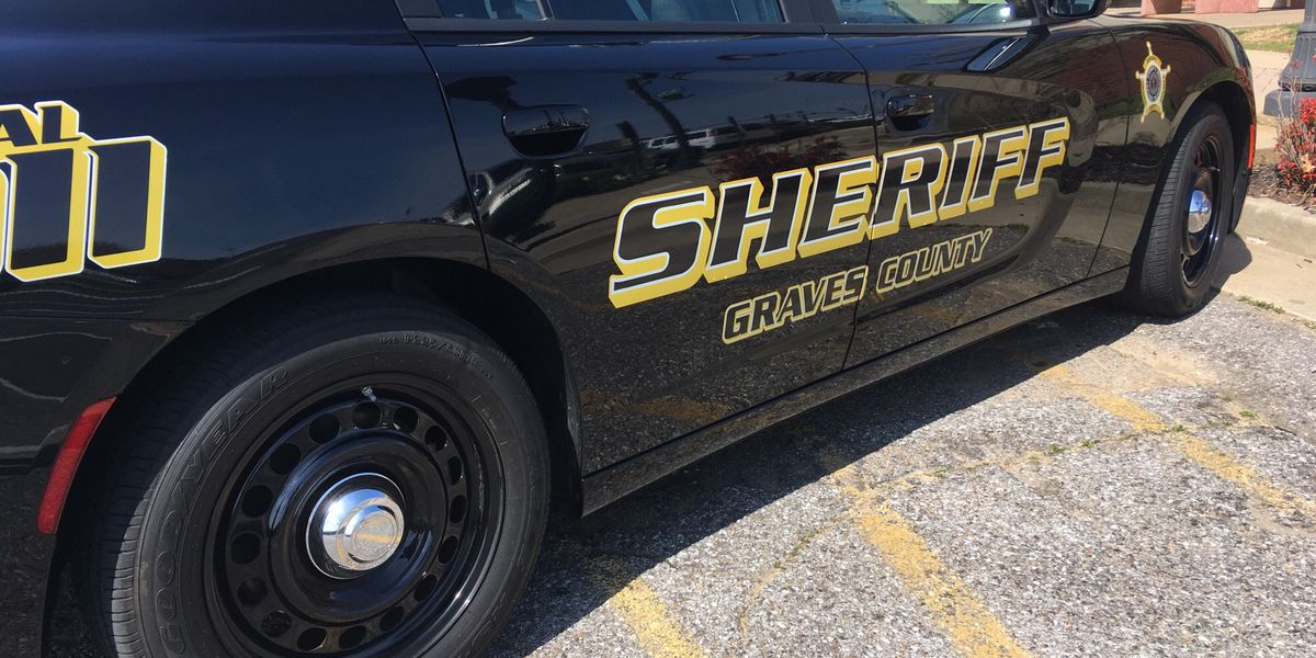 Man arrested on theft charge in Graves Co., Ky.