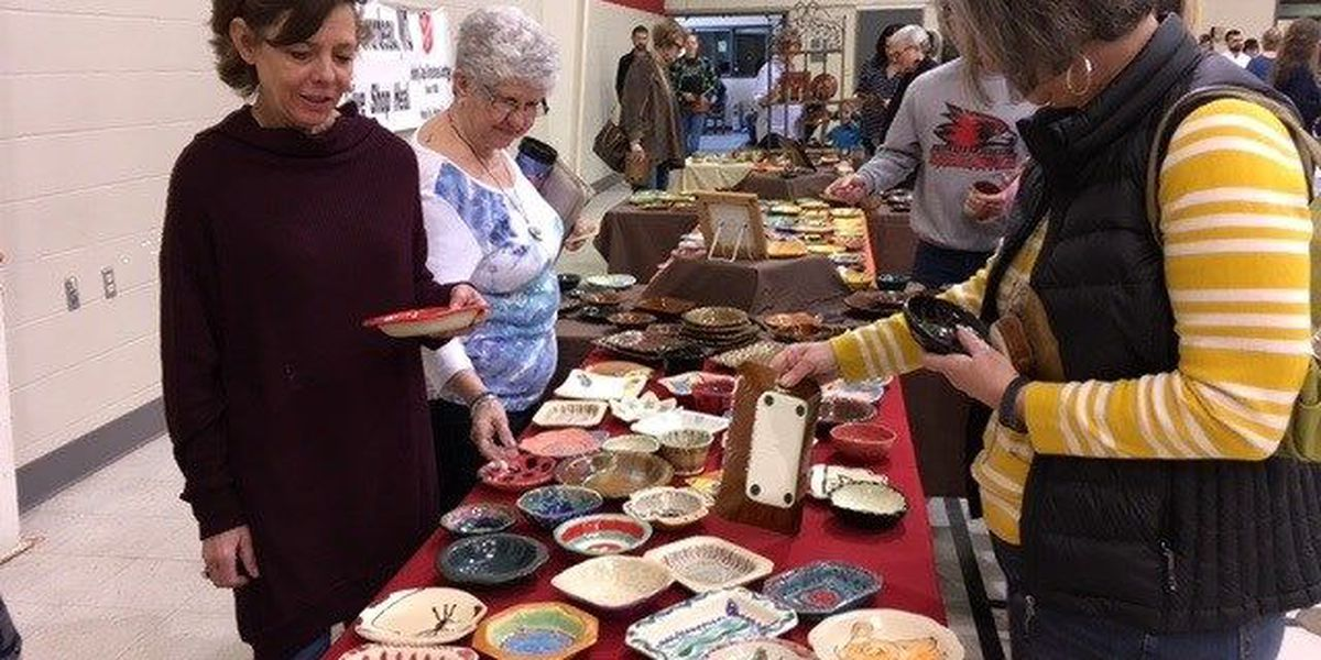 The Salvation Army hosts its 12th annual Empty Bowls banquet