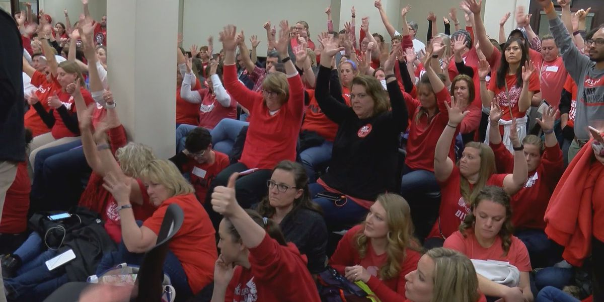 KY education commissioner demands teacher attendance records in wake of sickouts
