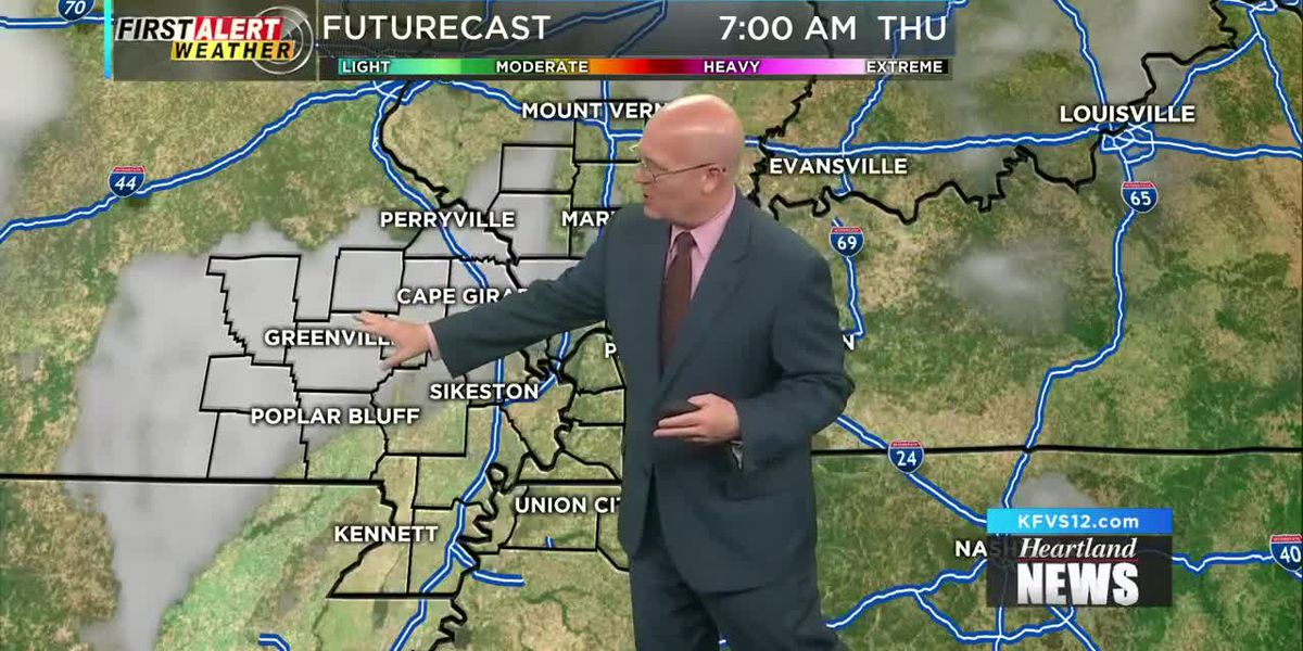 First Alert Weather 5pm 3/25