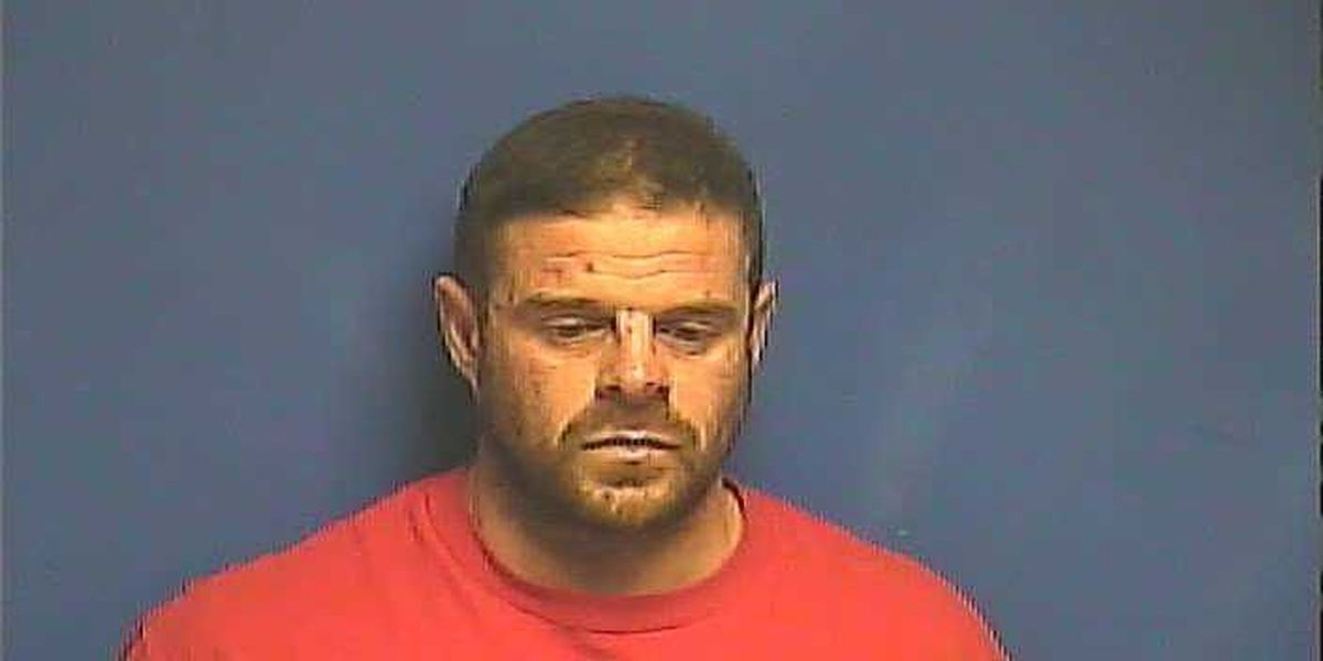 Man arrested on drug charges after a traffic stop in McCracken Co.