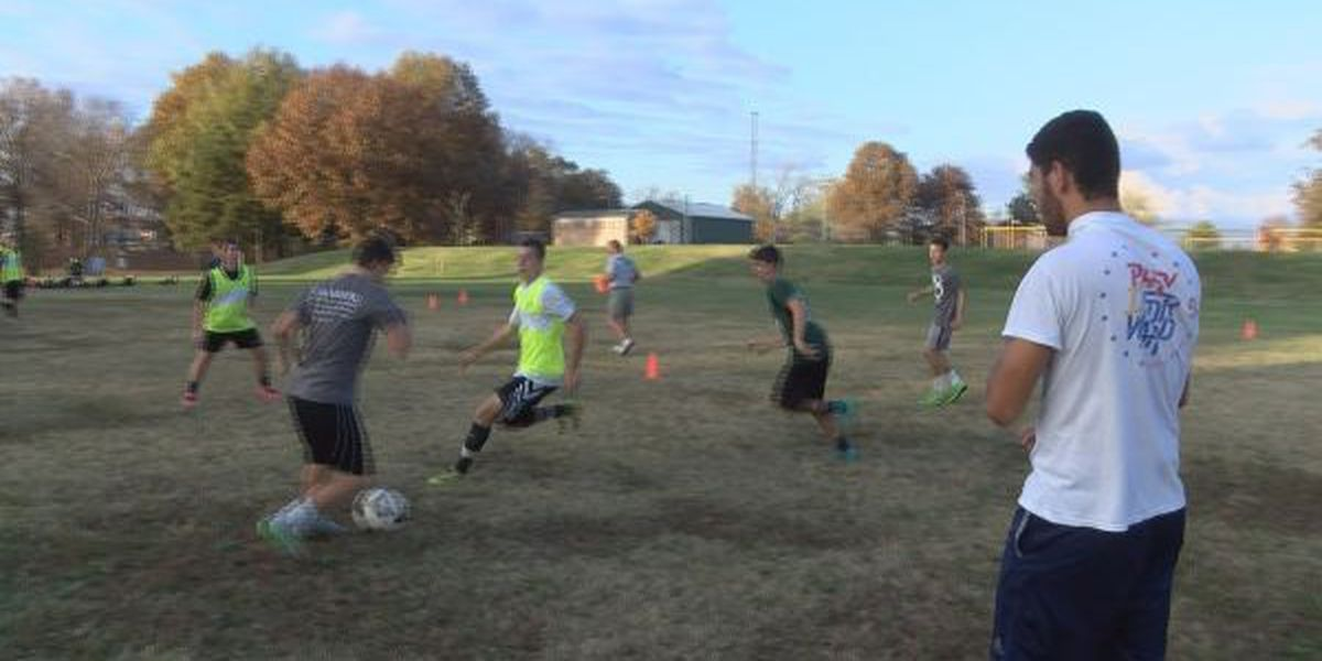 Perryville varsity soccer team looks to defend state championship