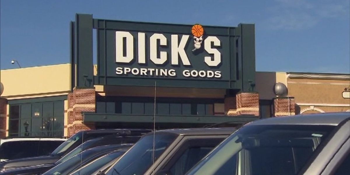 Dick's Sporting Goods furloughs most of its 40,000 employees