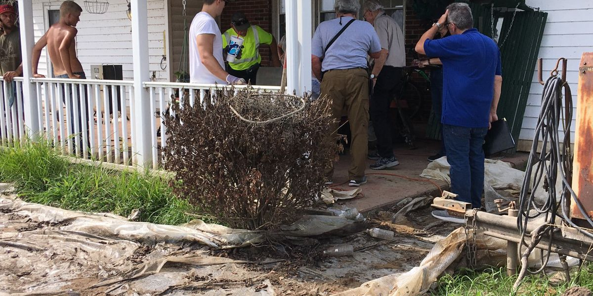 FEMA starts home damage assessment in Alexander County, Ill.