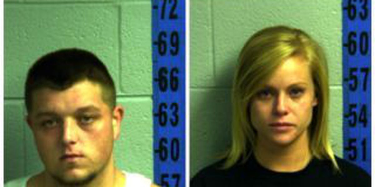 Two face charges after meth bust in Graves County