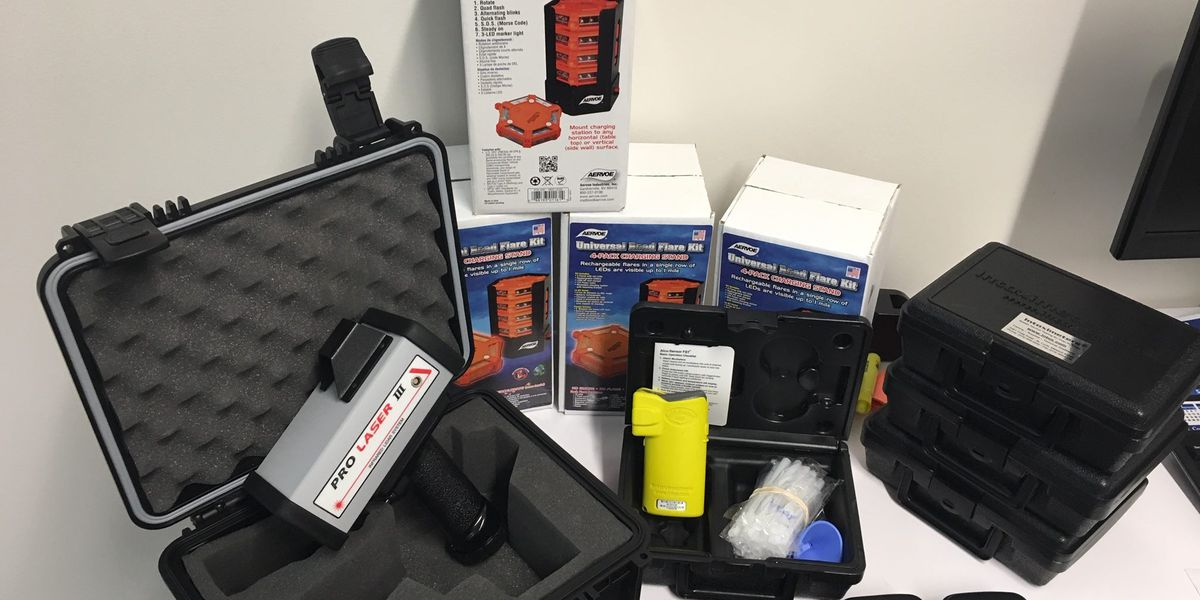 Cape Girardeau PD receives new traffic enforcement equipment