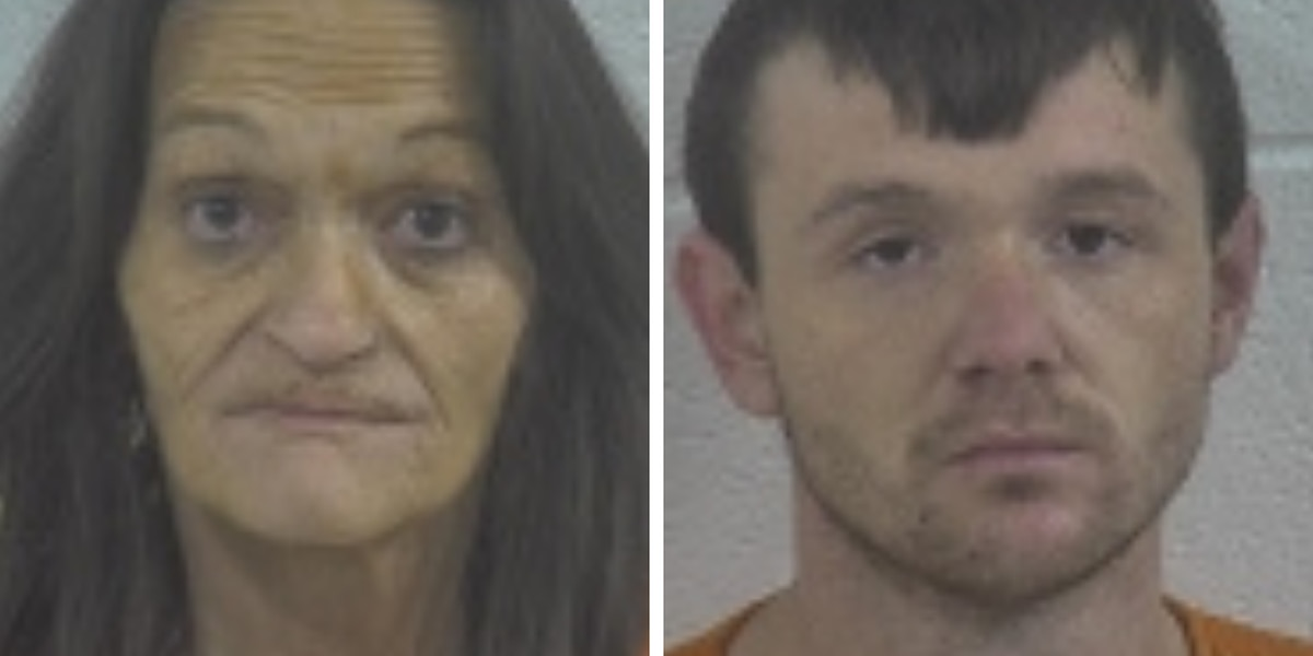 Traffic stop leads to 2 arrests in Calloway Co.