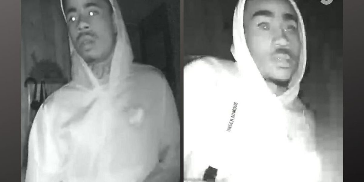 2 men wanted in home burglary investigation in Carbondale, Ill.