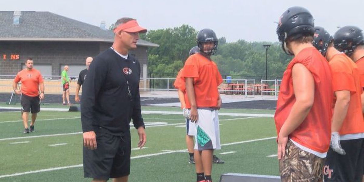 Arlen Pixley more than ready to get started at Cape Central