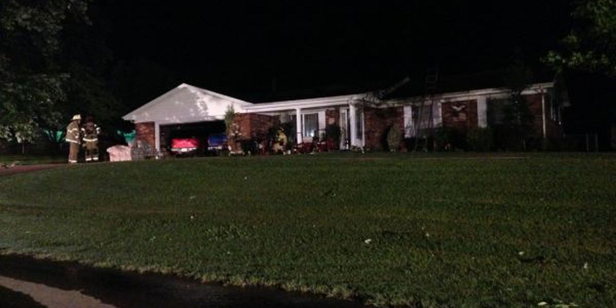 Cape Girardeau home damaged in early morning fire