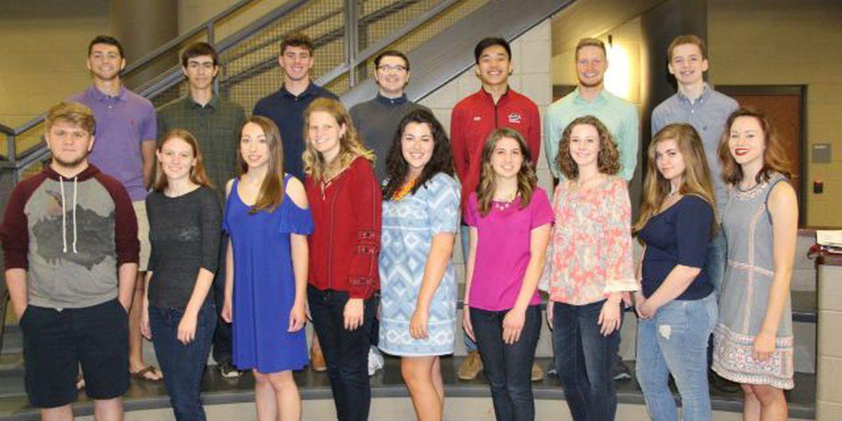 McCracken County High School Students Chosen for Governor's Scholars