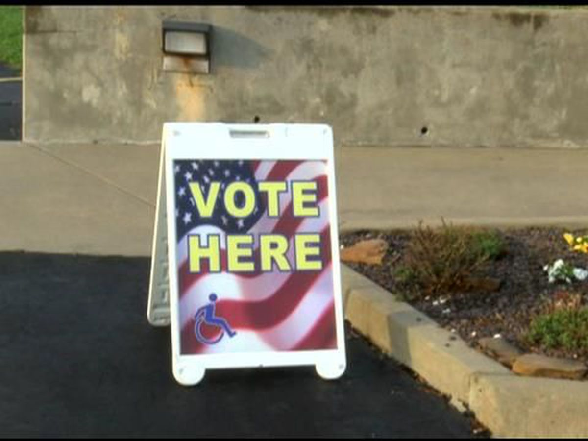 Mo. Primary voting options released