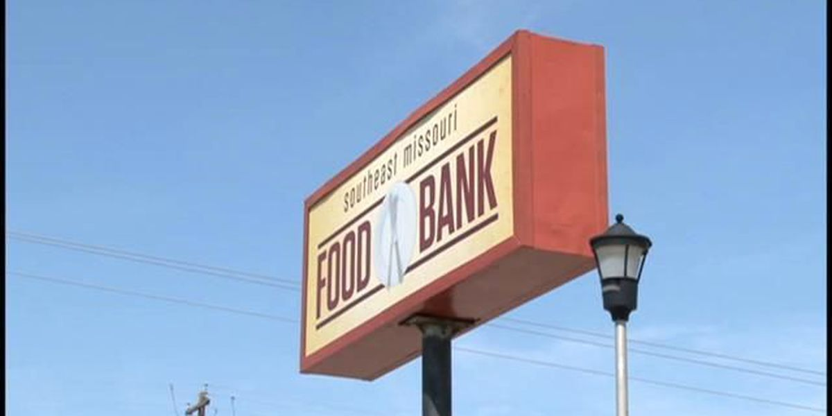 Southeast Mo. Food Bank distributes 16.35M pounds of food during pandemic response