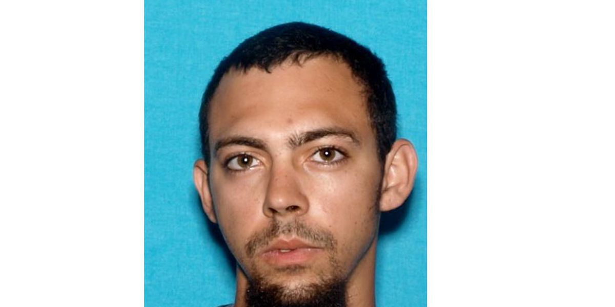 Police searching for wanted man after drug raid