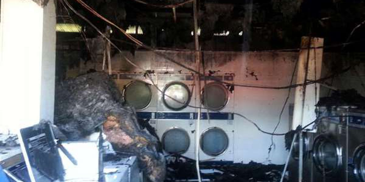 3 businesses destroyed in Anna fire