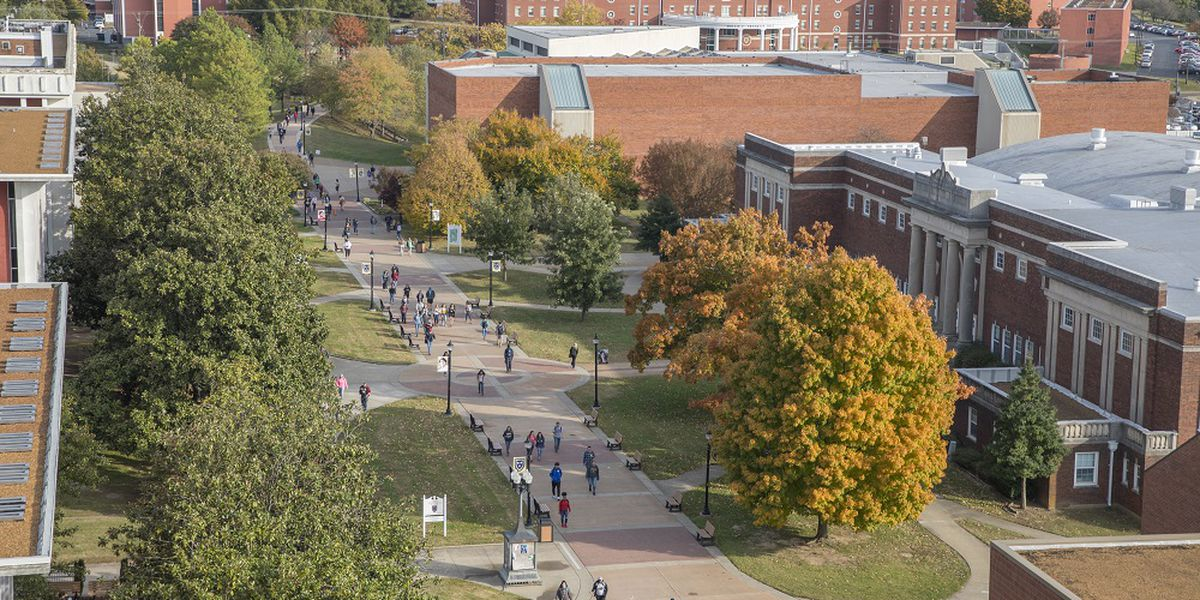 Murray State Family Weekend, Homecoming dates announced