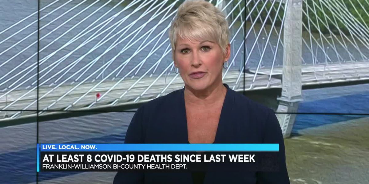 8 covid-19 deaths since last week in Bi-County region