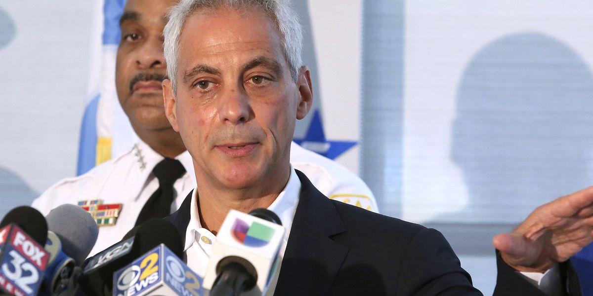 Chicago Mayor Rahm Emanuel abandons quest for third term