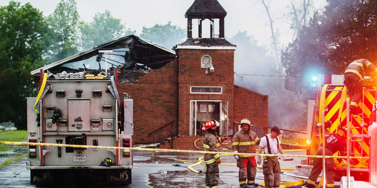 GoFundMe Campaign Raises $1M for Black Churches Burned in Louisiana
