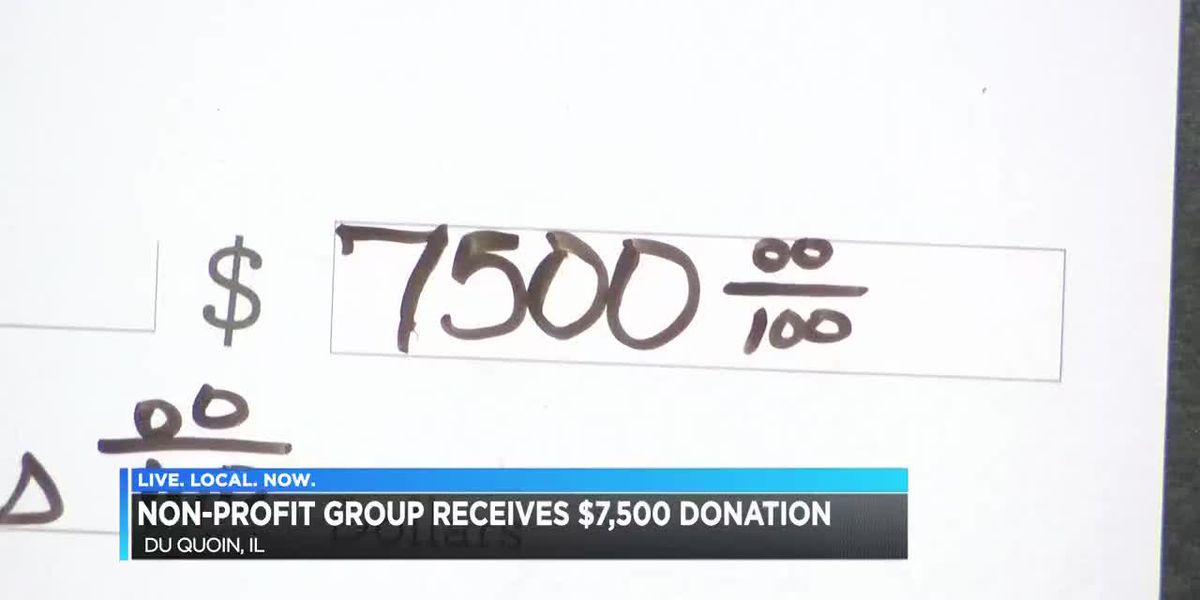 IL non-profit gets $7K donation
