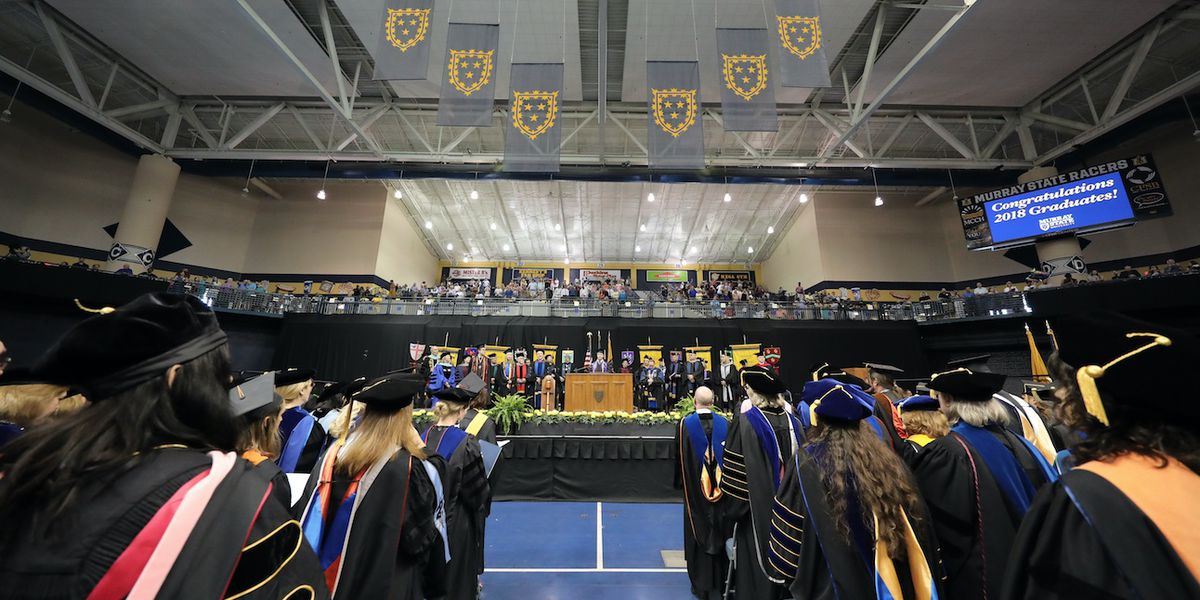 Murray State University to celebrate December commencement