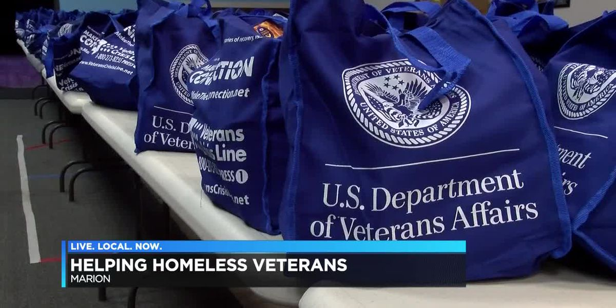 Marion, IL VA to hold event for homeless veterans