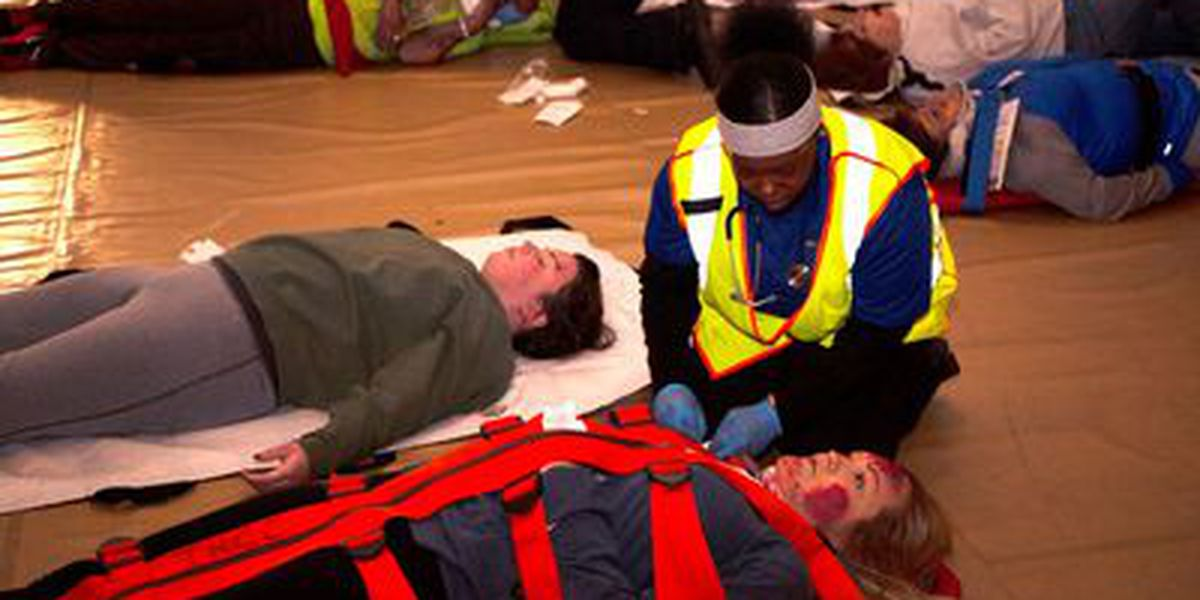 Three Rivers College to hold mass casualty training day