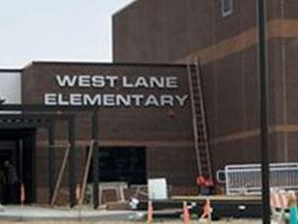Jackson West Lane Elementary school, storm shelter open house to be held