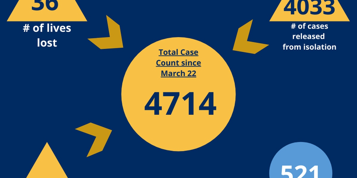 521 new COVID-19 cases reported in one week in St. Francois County