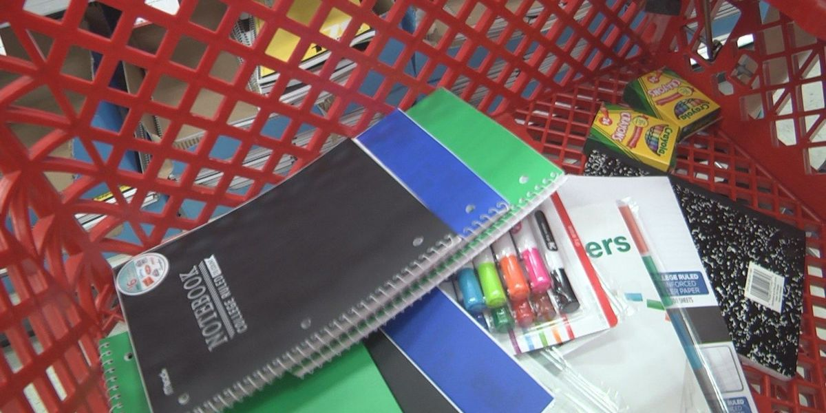 Teachers get discount at Target as school year rolls around