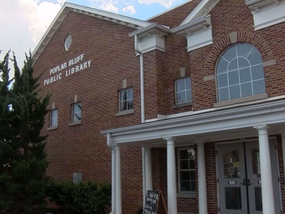 Poplar Bluff Library closing early for inclement weather