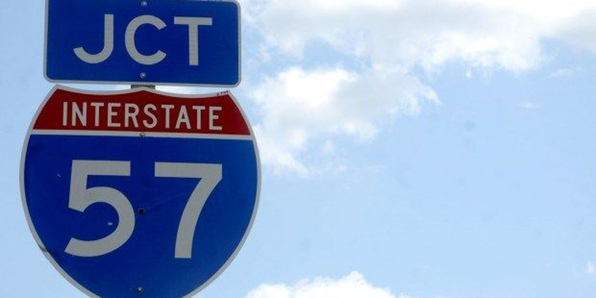 I-57 traffic delayed due to fuel spill