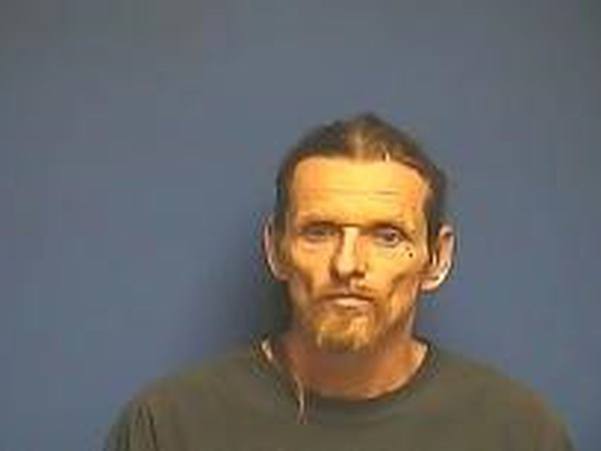 Paducah man arrested for burglary and mischief