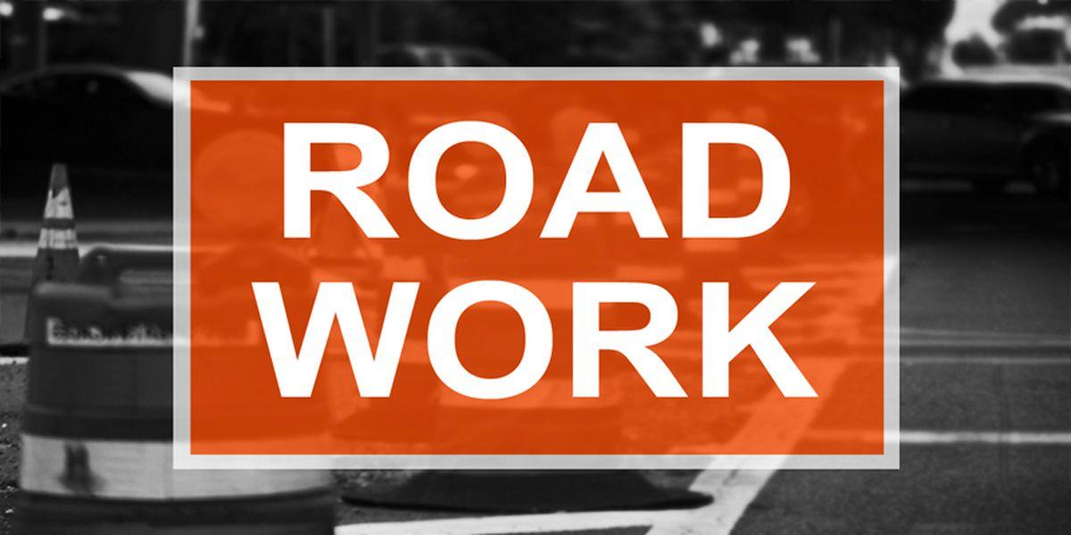 U.S. 60/U.S. 62 eastbound restricted to 1 lane near 19mm in McCracken County