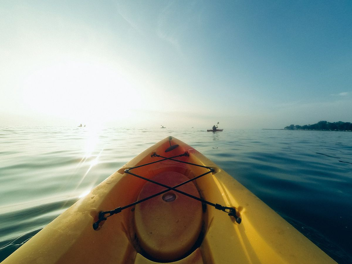 City of Carbondale offers canoe, kayak and paddleboard lessons