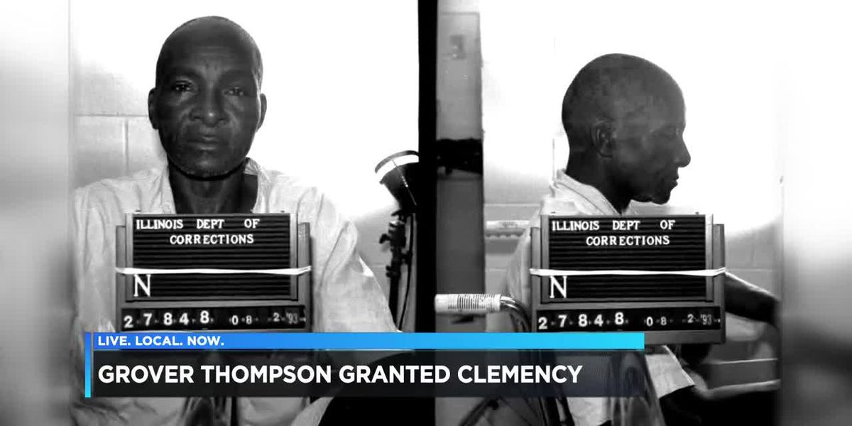 Grover Thompson granted clemency, Krajcir admitted killing
