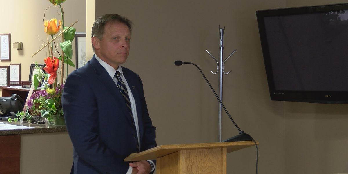 New police chief to take over in Marion, IL