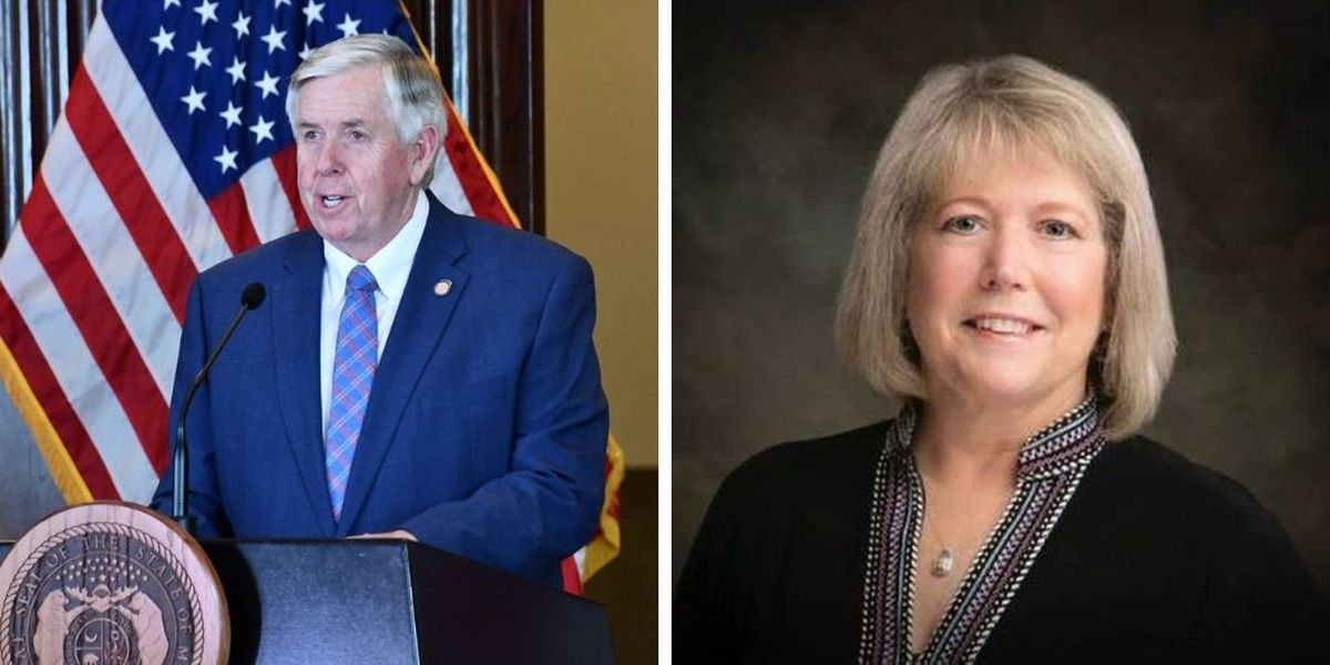 Mo. Gov. Parson, First Lady Teresa Parson test positive for COVID-19