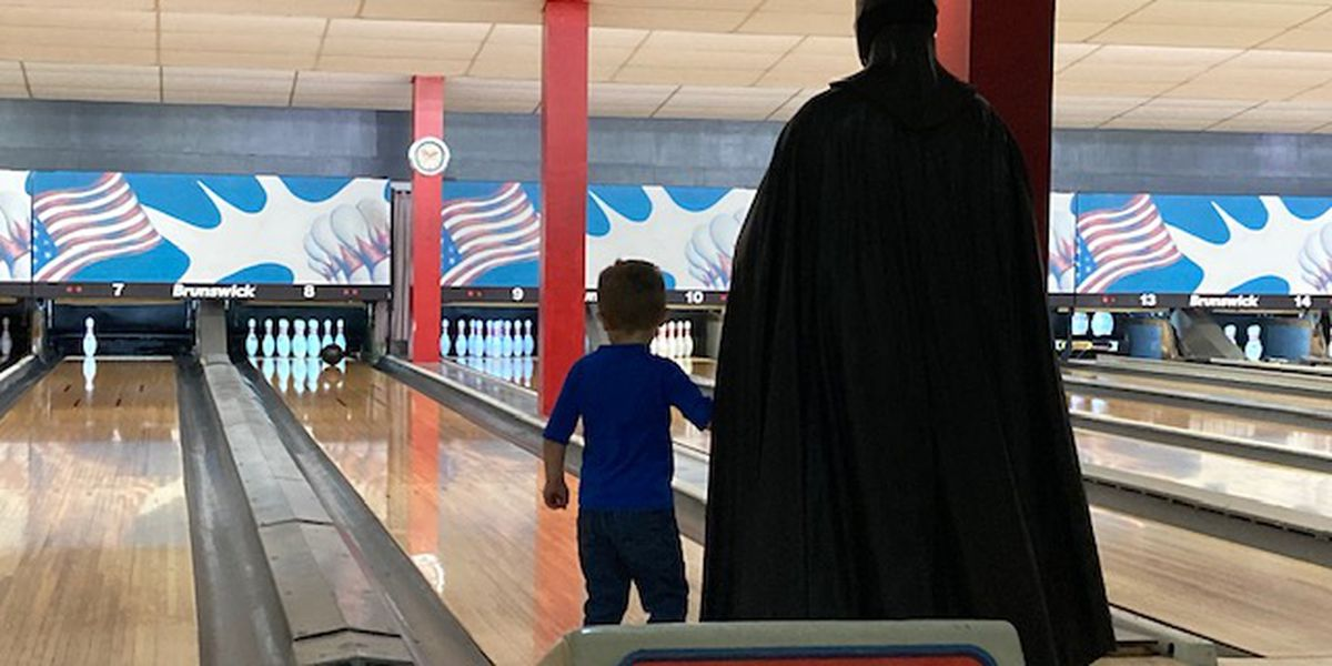 Heroes For Kids bowl for autism awareness