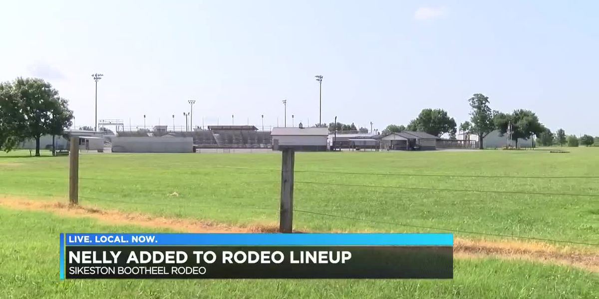 Nelly added to rodeo lineup